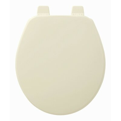 Church Wood Round Toilet Seat Finish: Biscuit