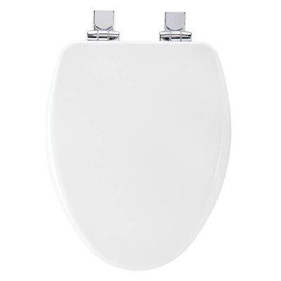Church Wood Slow Close Elongated Toilet Seat