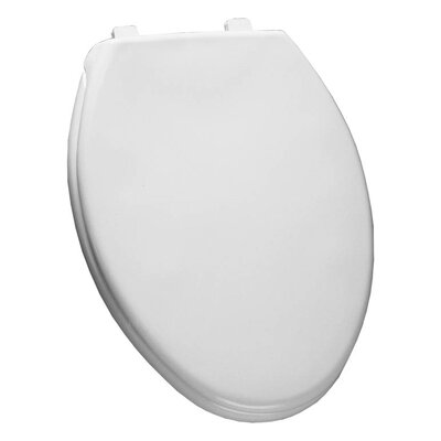 Church Plastic Elongated Toilet Seat