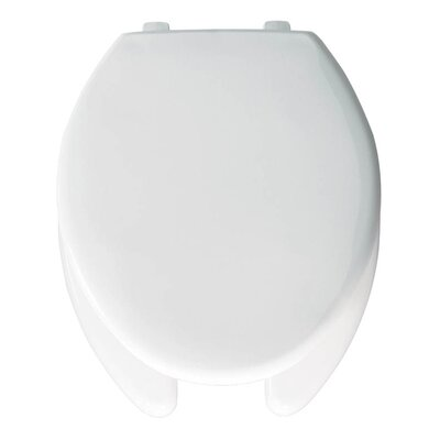 Church Commercial Plastic Elongated Toilet Seat