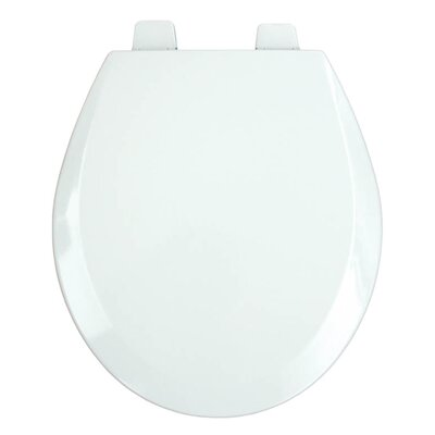 Church Pro Series Wood Round Toilet Seat