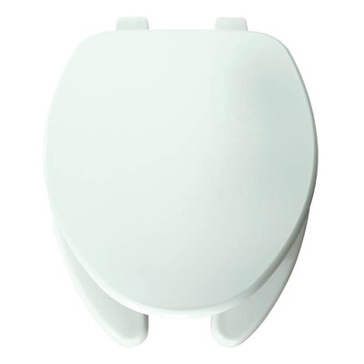 Church Pro Series Wood Elongated Toilet Seat