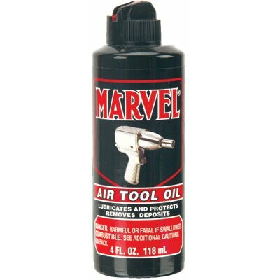 Marvel Mystery Oil Air Tool Oils - 4oz can w/spout marvel air tool oil (Set of 12) at Sears.com