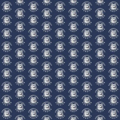 Collegiate II UConn Huskies Rug Size: 109 x 132