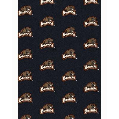 Collegiate II Oregon State Beavers Rug Size: 54 x 78