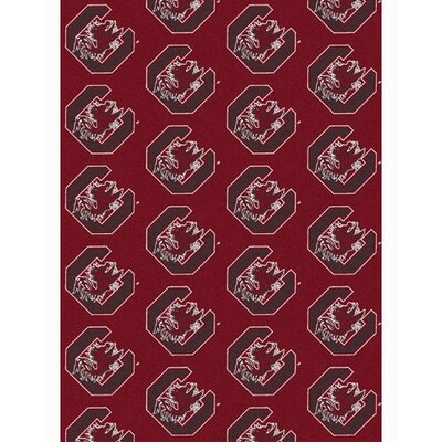 Collegiate II South Carolina Gamecocks Rug Size: 54 x 78