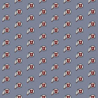 Collegiate II Utah Utes Rug Size: 109 x 132