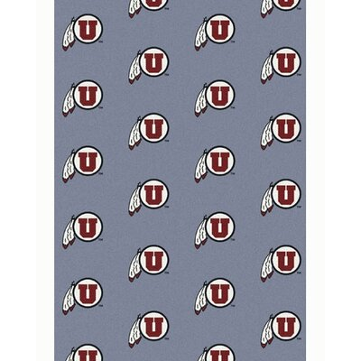 NCAA Collegiate II Falcons Utah Novelty Rug Rug Size: 109 x 132