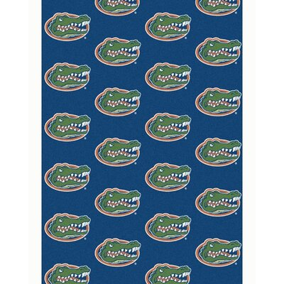 NCAA Collegiate II Florida Gators Novelty Rug Rug Size: 54 x 78