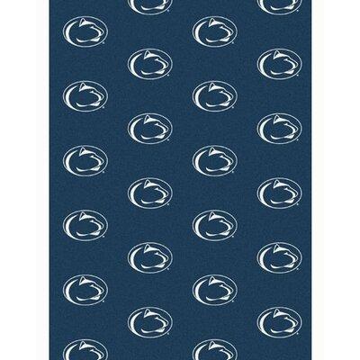 NCAA Collegiate II Penn State Novelty Rug Rug Size: 109 x 132