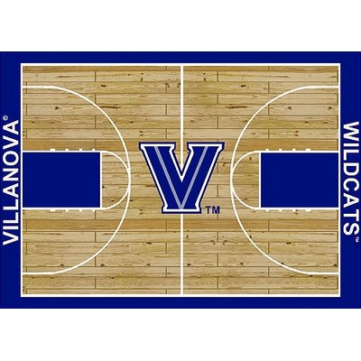 NCAA College Home Court Villanova Novelty Rug Rug Size: 78 x 109