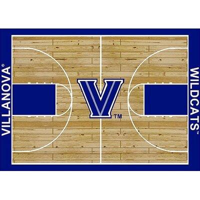 NCAA College Home Court Villanova Novelty Rug Rug Size: 109 x 132