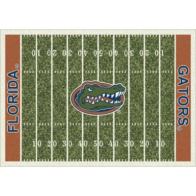 NCAA Home Field Florida Novelty Rug Rug Size: 109 x 132