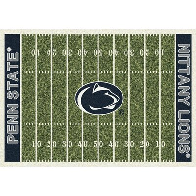 NCAA Home Field Penn State Novelty Rug Rug Size: 109 x 132