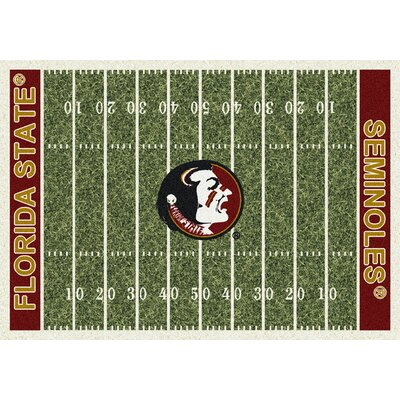 NCAA Home Field Florida State Novelty Rug Rug Size: 310 x 54