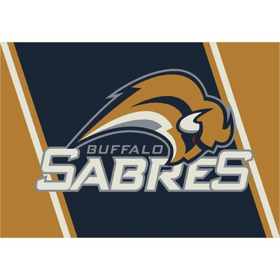 NHL Area Rug NHL Team: Buffalo Sabres