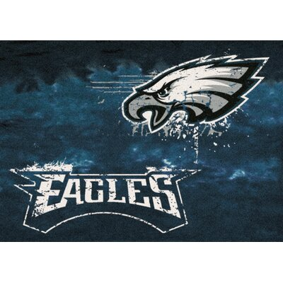 NFL Team Fade Philadelphia Eagles Novelty Rug