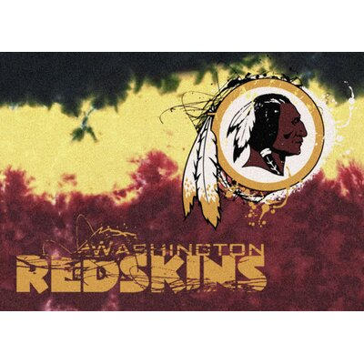 NFL Team Fade Washington Redskins Novelty Rug