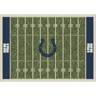 NFL Team Home Field Indianapolis Colts Novelty Rug Rug Size: 310 x 54