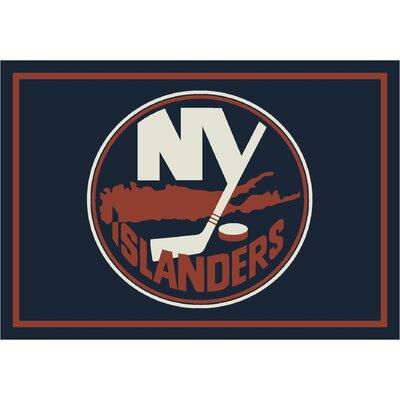 NHL Area Rug NHL Team: New York Islanders