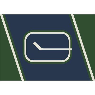 NHL Vintage Vancouver 533322 2311 2xx Novelty Rug Rug Size: 28 x 310