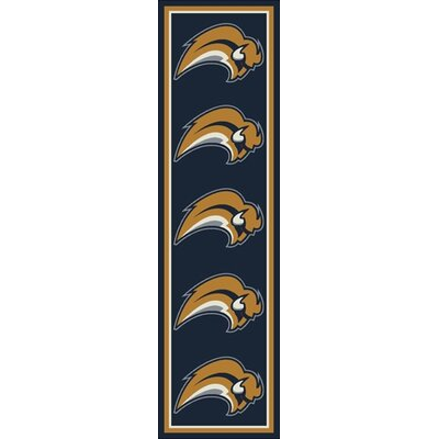 NHL Repeat Buffalo Sabres Novelty Rug Rug Size: Runner 21 x 78