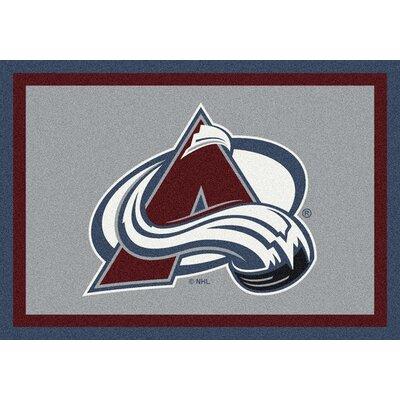NHL Colorado Avalanche 533322 1071 2xx Novelty Rug Rug Size: 28 x 310