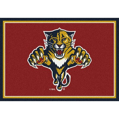 NHL Florida Panthers 533322 1311 2xx Novelty Rug Rug Size: 310 x 54
