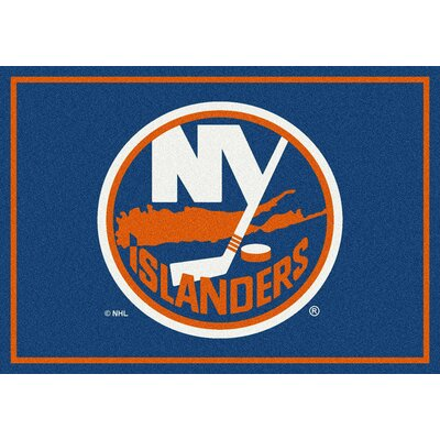 NHL New York Islanders 533322 1911 2xx Novelty Rug Rug Size: 28 x 310