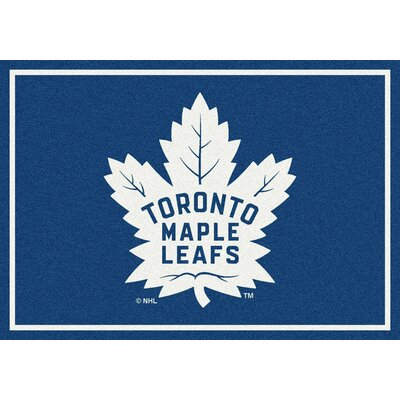 NHL Toronto Maple Leafs 533322 2081 2xx Novelty Rug Rug Size: 2'8
