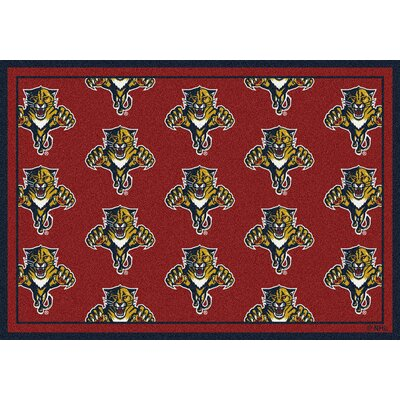 NHL Florida Panthers 533322 1312 2xx Novelty Rug Size: 54 x 78