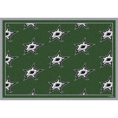 NHL Dallas Stars 533322 1092 2xx Novelty Rug Size: 78 x 109
