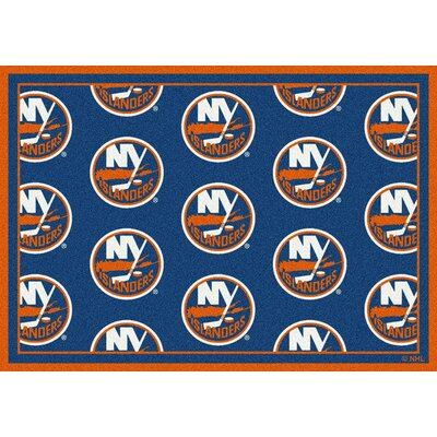 NHL New York Islanders 533322 1912 2xx Novelty Rug Rug Size: 109 x 132