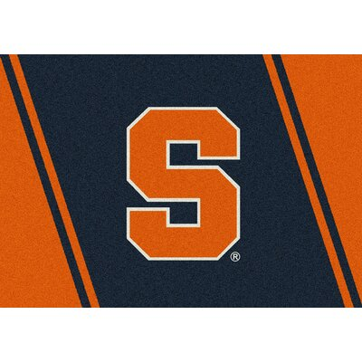 Collegiate Syracuse University Doormat Mat Size: Rectangle 28 x 310