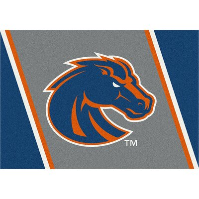 Collegiate Boise State Broncos Doormat Rug Size: Rectangle 28 x 310
