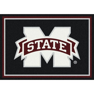 Collegiate Mississippi State University Bulldogs Mat Rug Size: 310 x 54