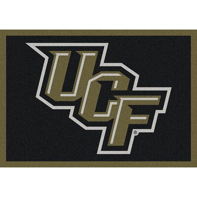 Collegiate University of Central Florida Golden Knights Mat Rug Size: 28 x 310