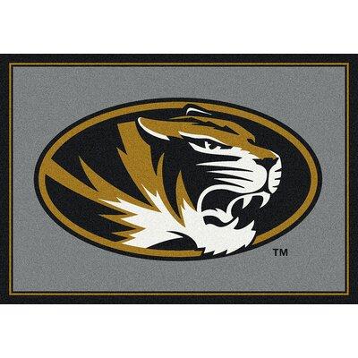 Collegiate University of Missouri Tigers Mat Rug Size: 310 x 54