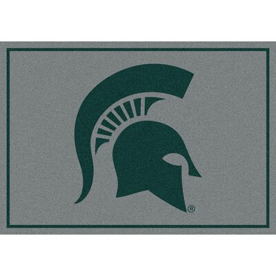 Collegiate Michigan State University Spartans Mat Rug Size: 310 x 54