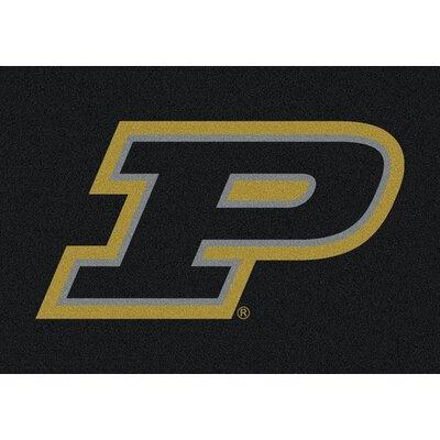 Collegiate Purdue University Boilmakers Mat Rug Size: 54 x 78