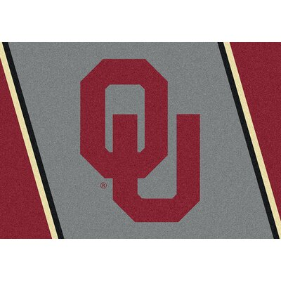 Collegiate University of Oklahoma Doormat Mat Size: Rectangle 28 x 310