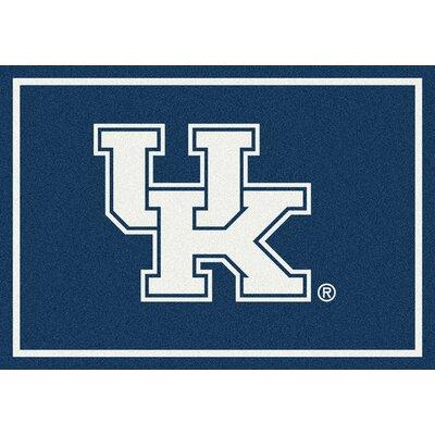 Collegiate University of Kentucky Wildcats Doormat Mat Size: Rectangle 310 x 54