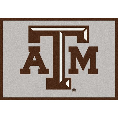 Collegiate Texas A&M University Aggies Mat Rug Size: 310 x 54