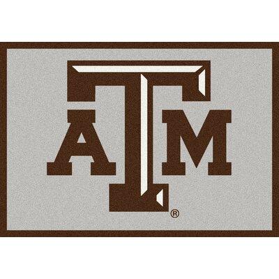 Collegiate Texas A&M University Aggies Mat Rug Size: 54 x 78