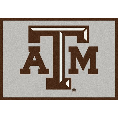 Collegiate Texas A&M University Aggies Mat Rug Size: 28 x 310