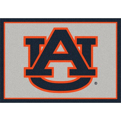 Collegiate Auburn Tigers Doormat Mat Size: Rectangle 54 x 78