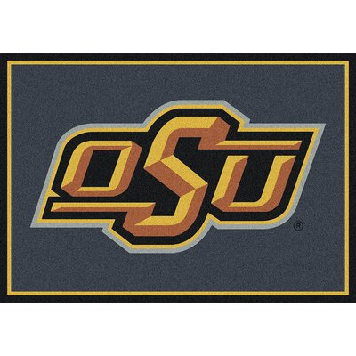 Collegiate Oklahoma State Universtiy Cowboys Mat Rug Size: 310 x 54