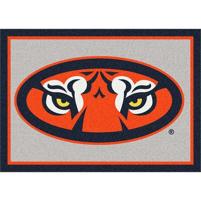 Collegiate Auburn University Doormat Rug Size: Rectangle 54 x 78