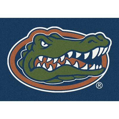 Collegiate University of Florida Gators Mat Rug Size: 54 x 78