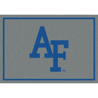 Collegiate Airforce Falcons Doormat Rug Size: Rectangle 28 x 310